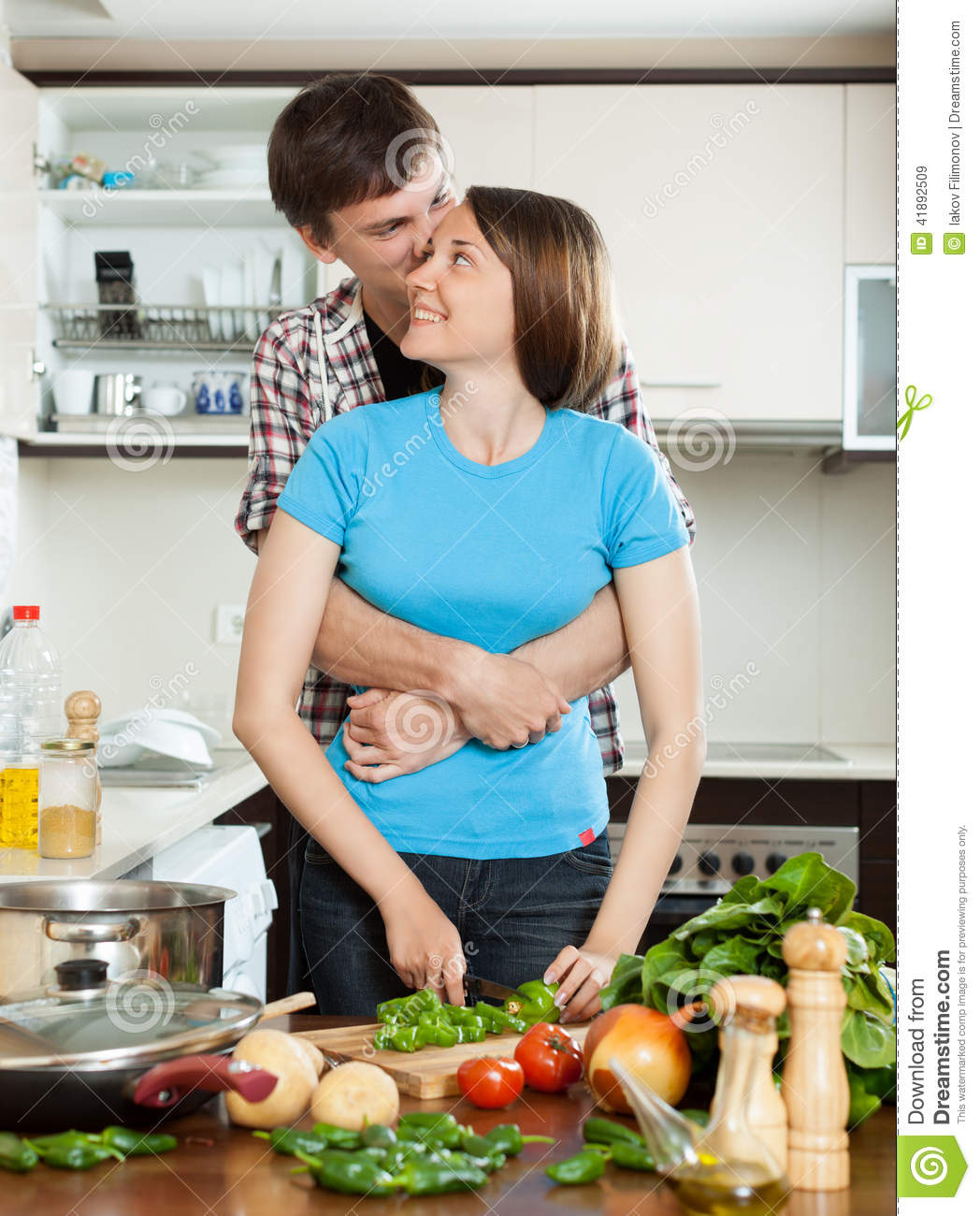 Sex Young Couple