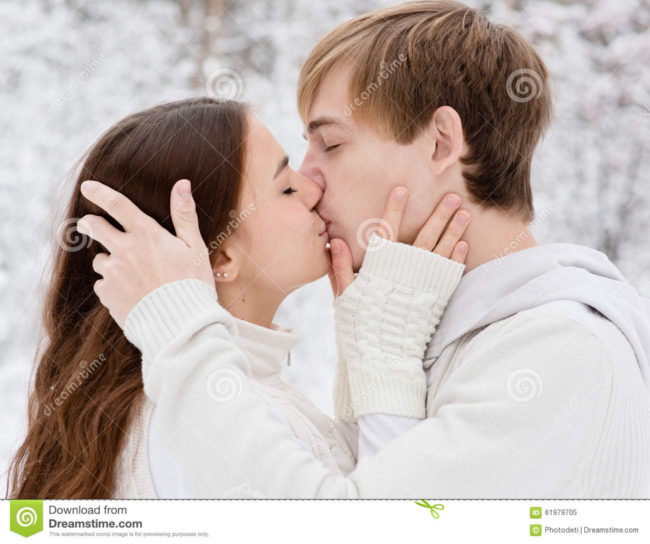 young couple kissing stock images download 35 464 photos