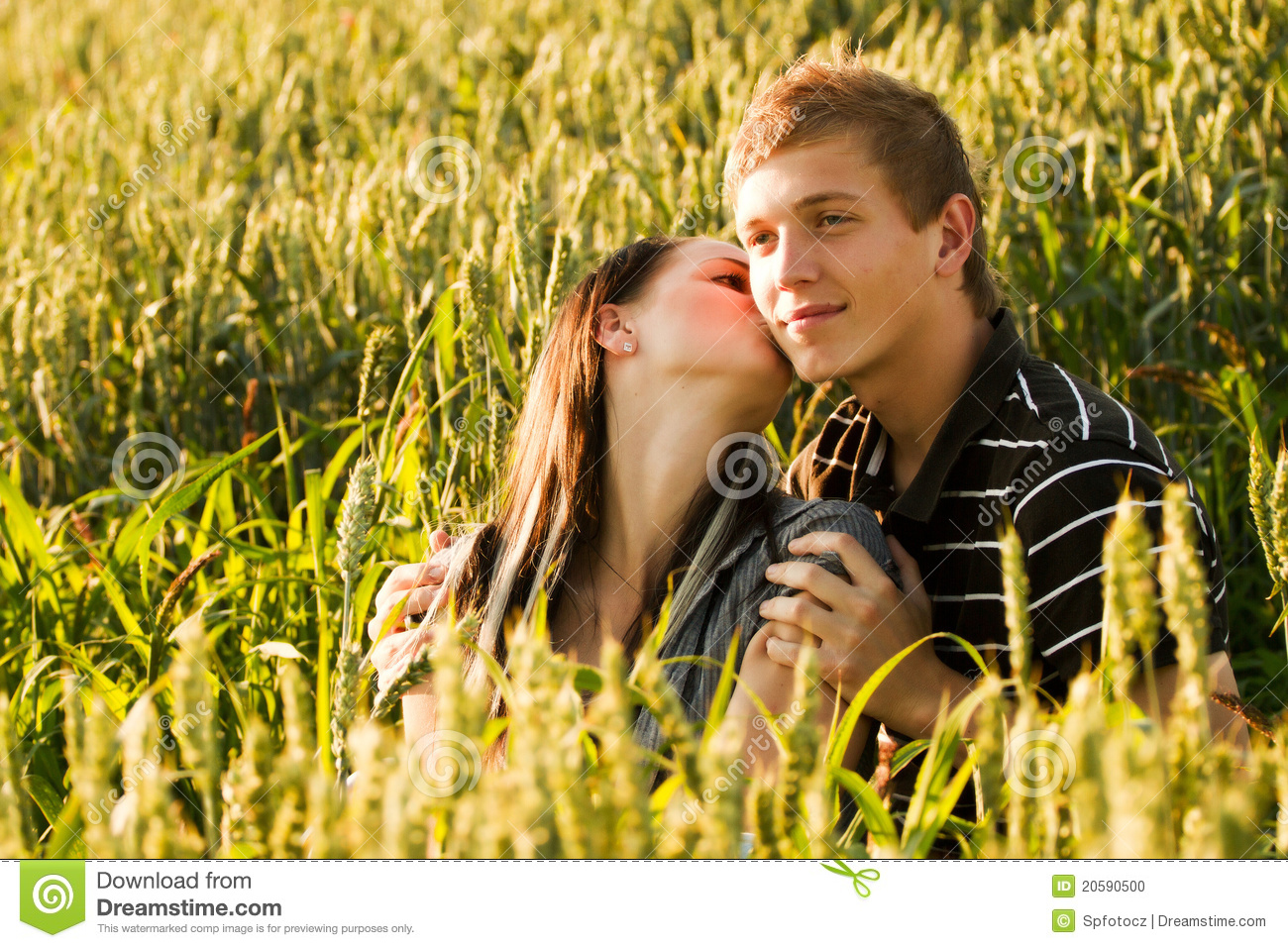 love young couple in - photo #18