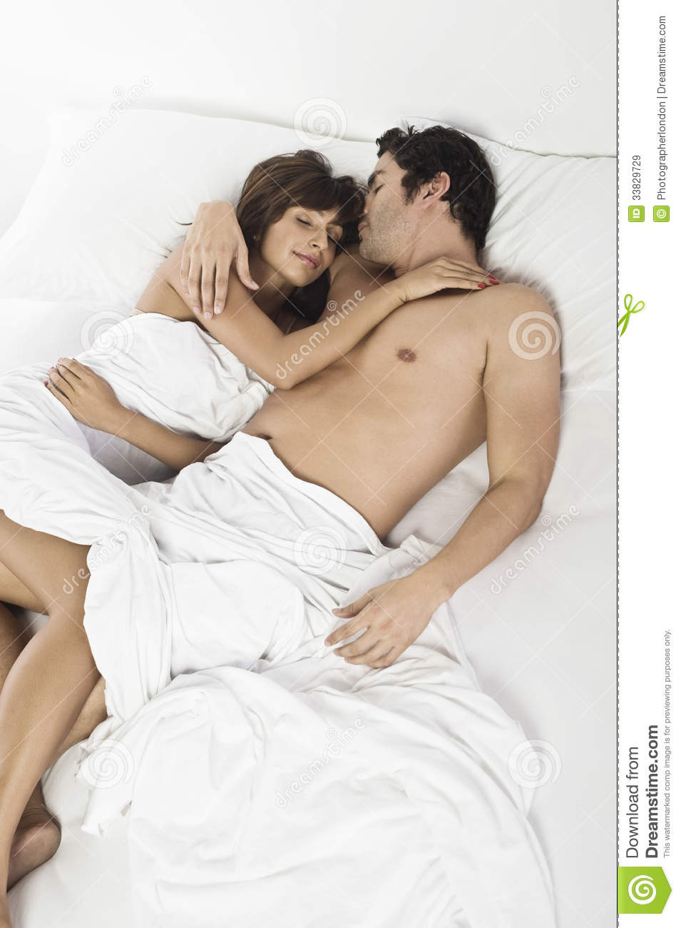 couple bed Young in