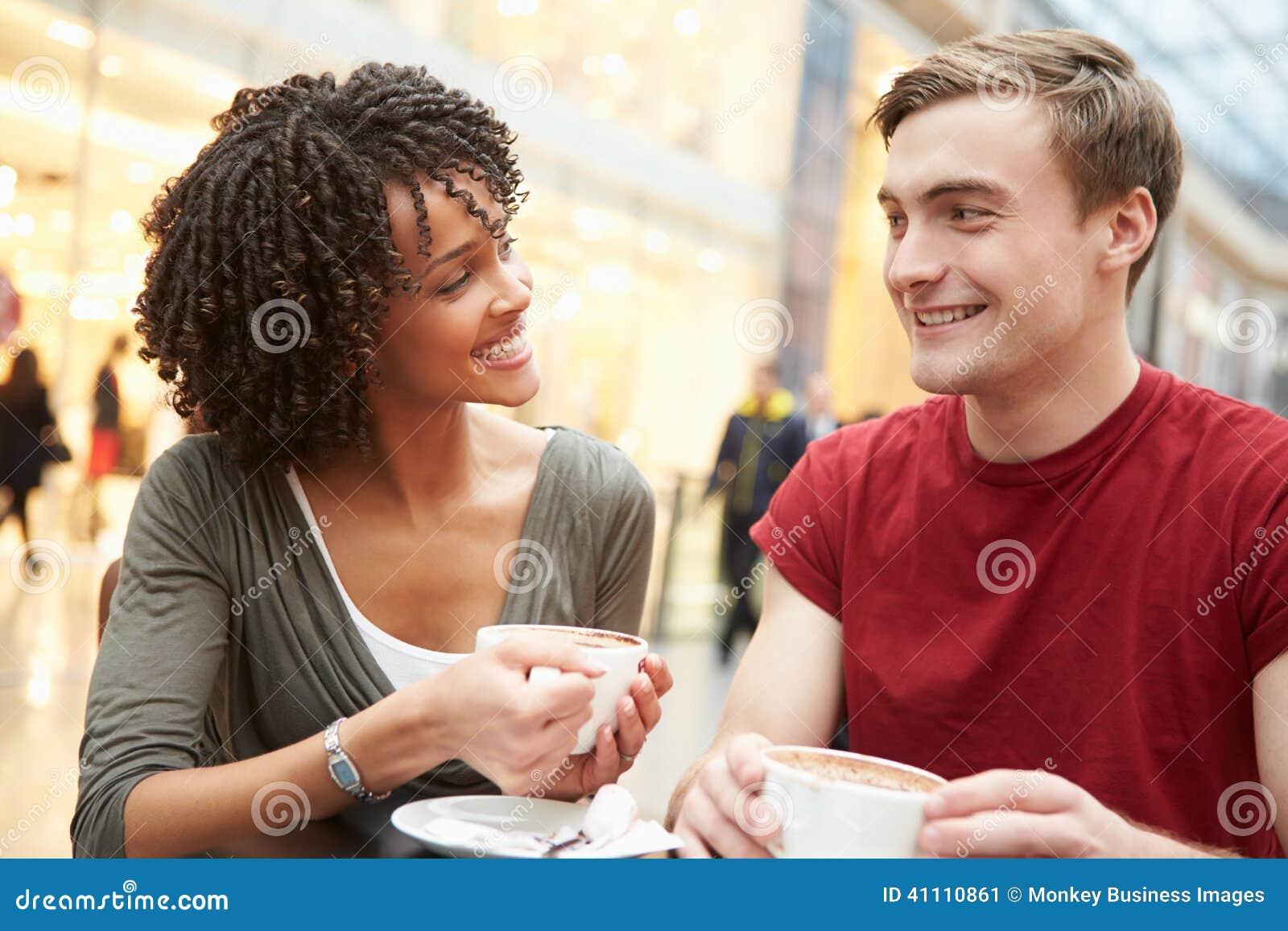 black dating cafe