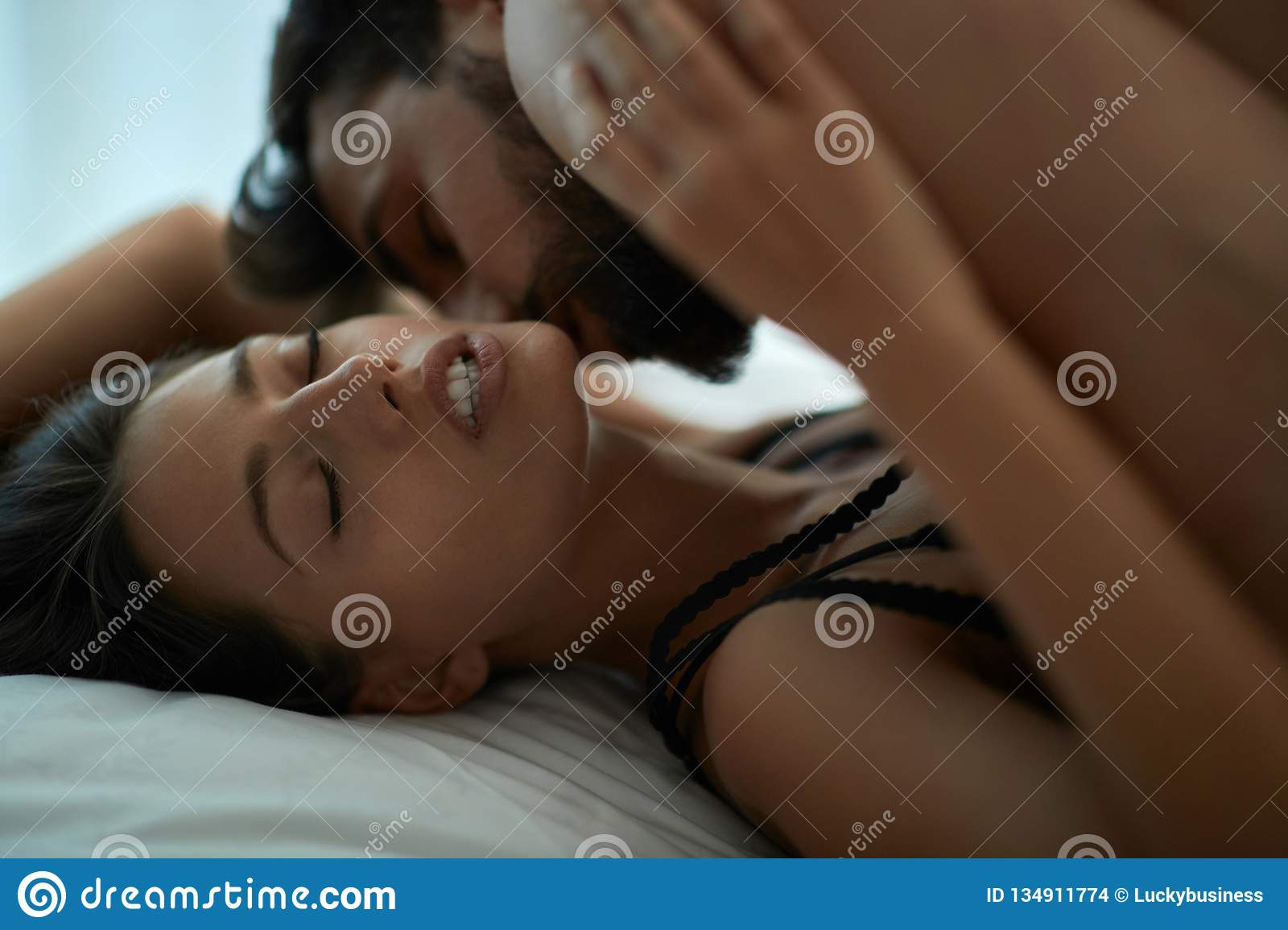 Passionate sex for women