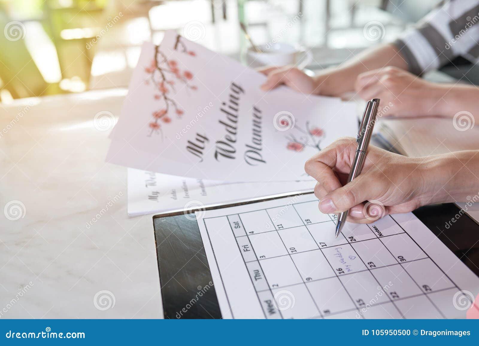 Planning Wedding Day