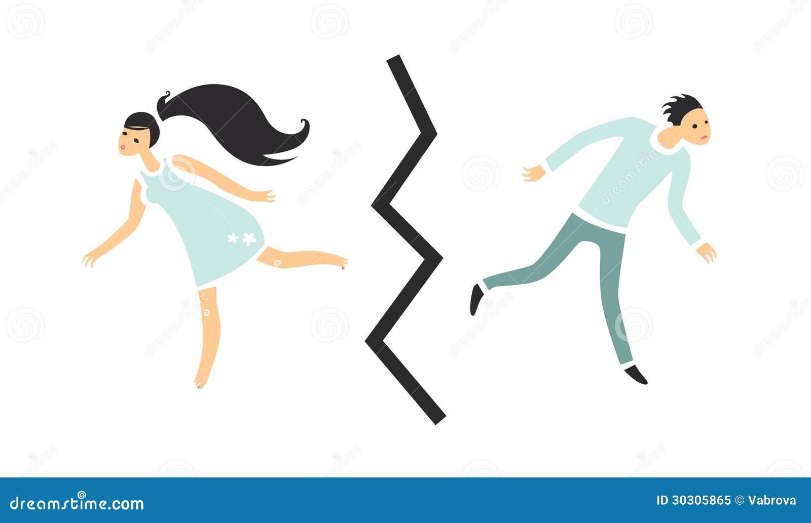 relationship rupture