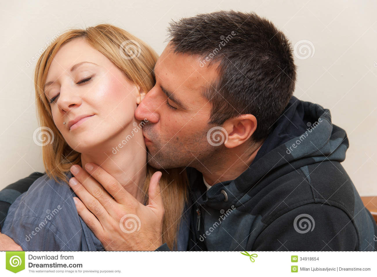 young couple stock images image 34918654