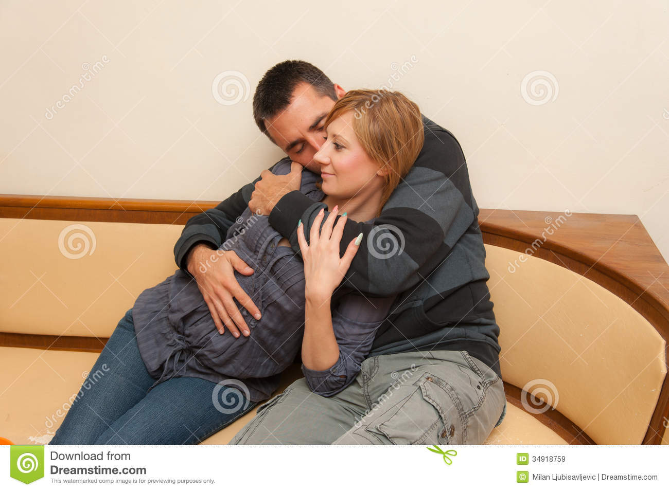 young couple royalty free stock images image 34918759