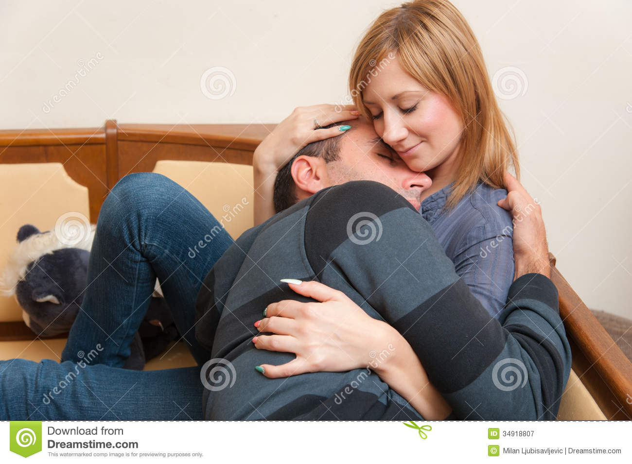 young couple royalty free stock photography image 34918807
