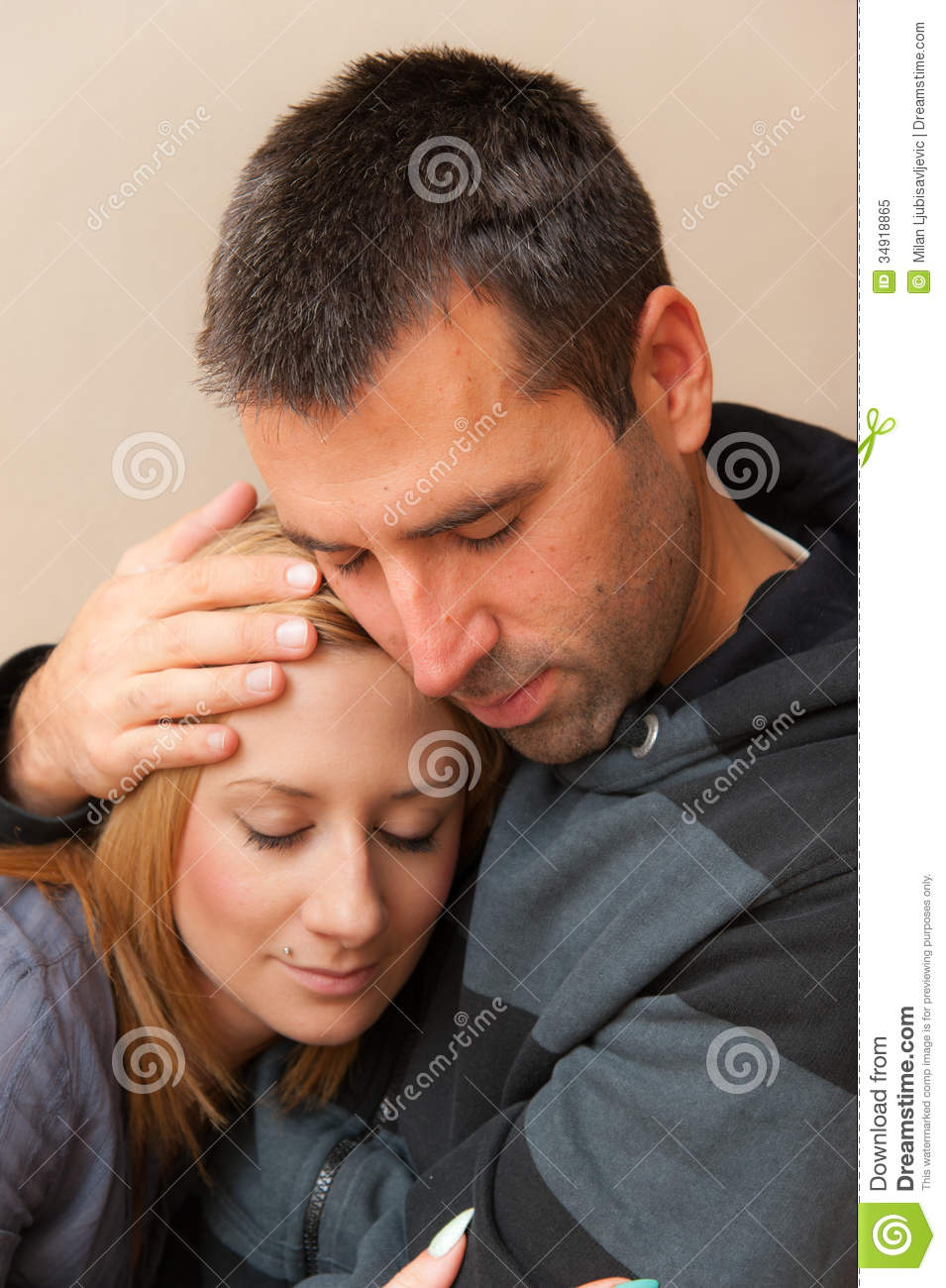 young couple stock image image of close couple beauty