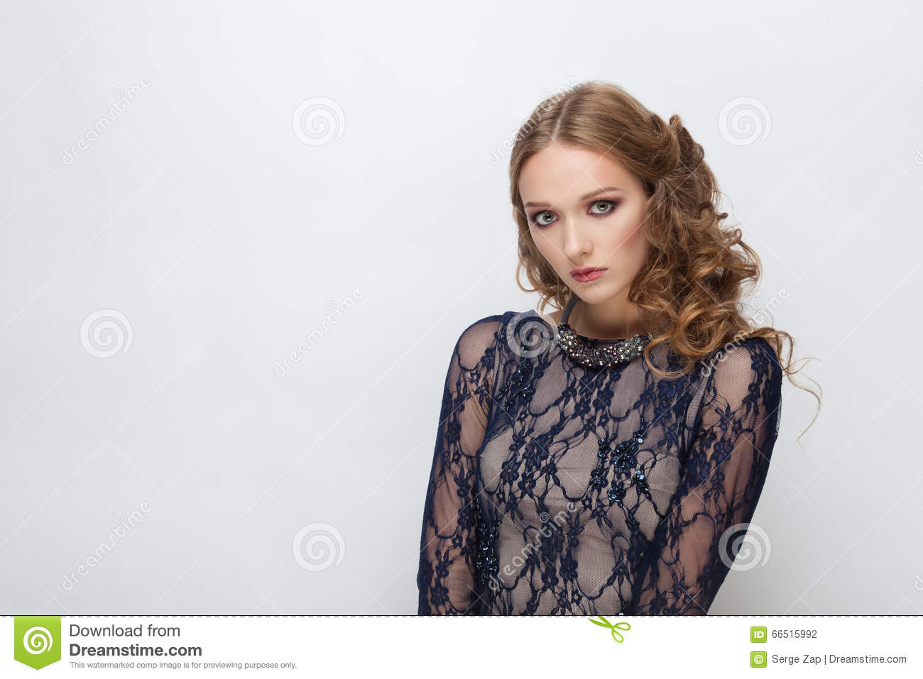 Long Porne White Blonde Teen Picture