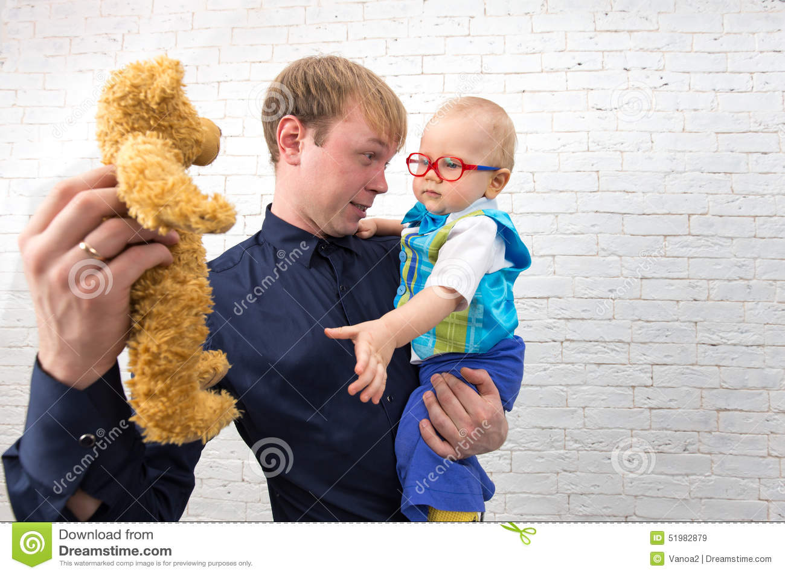 lovely gay bear daddy son