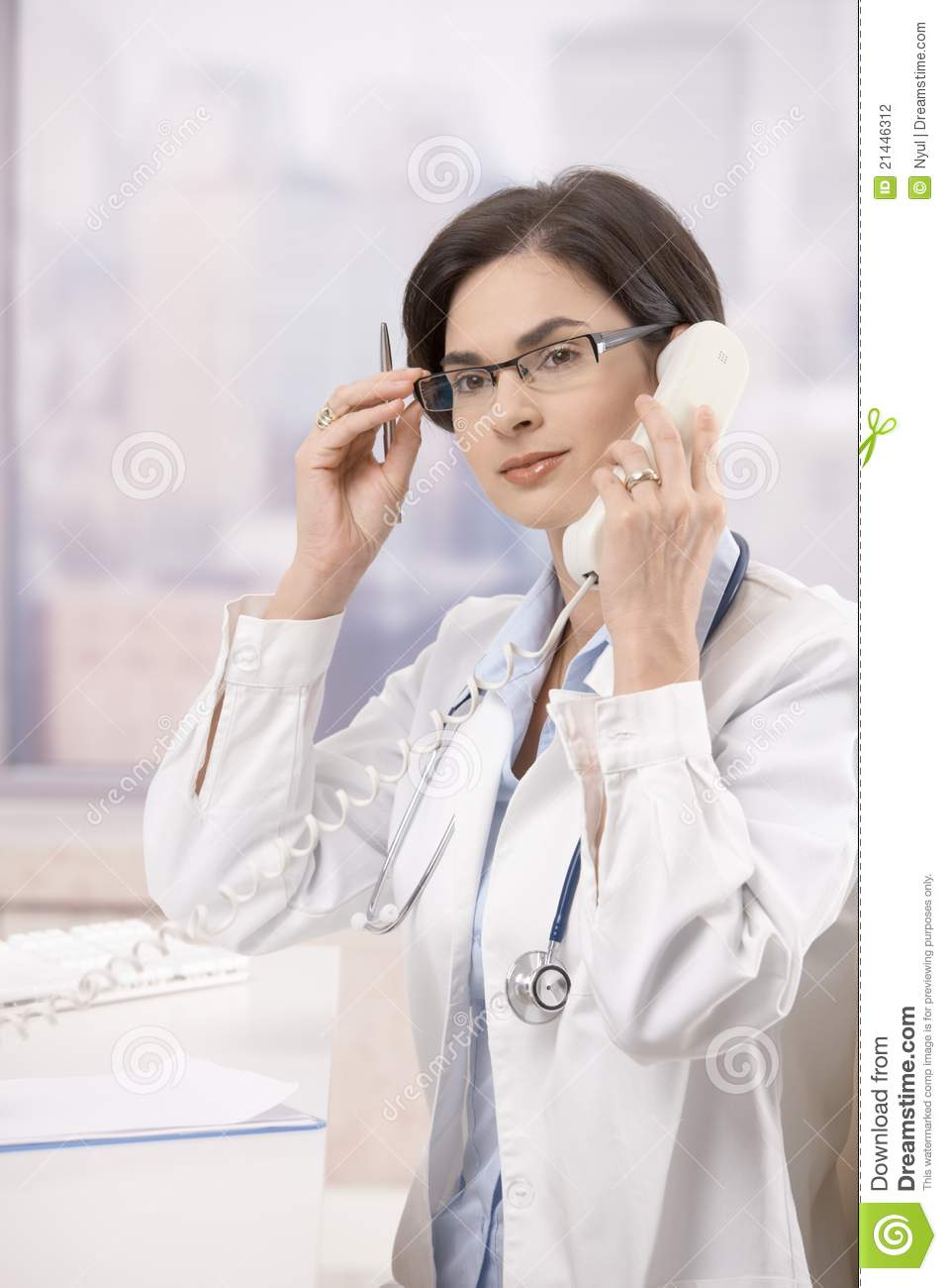 dating a doctor on call