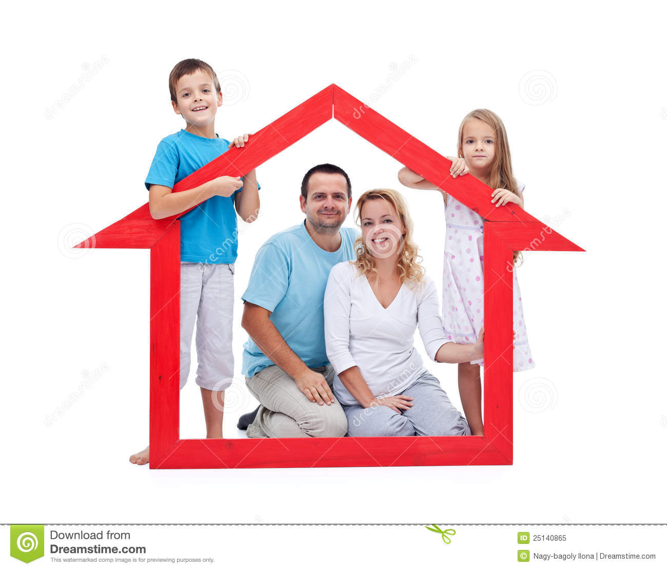 Mortgage for a family with two children in 2019 100