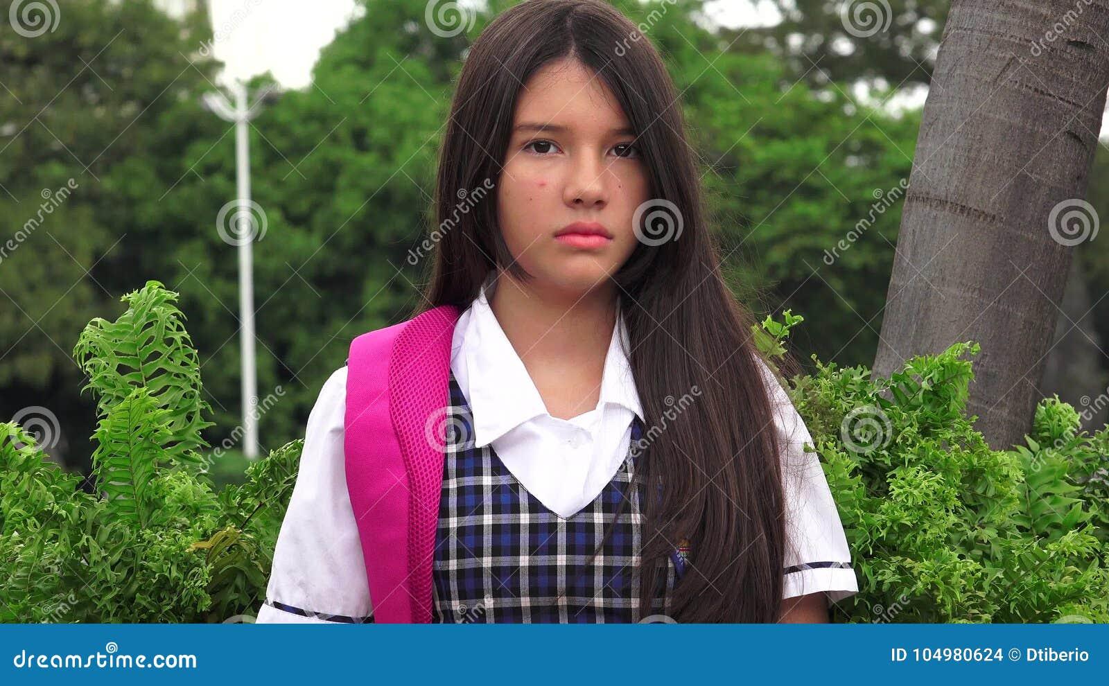 Teen School Girl Squirt