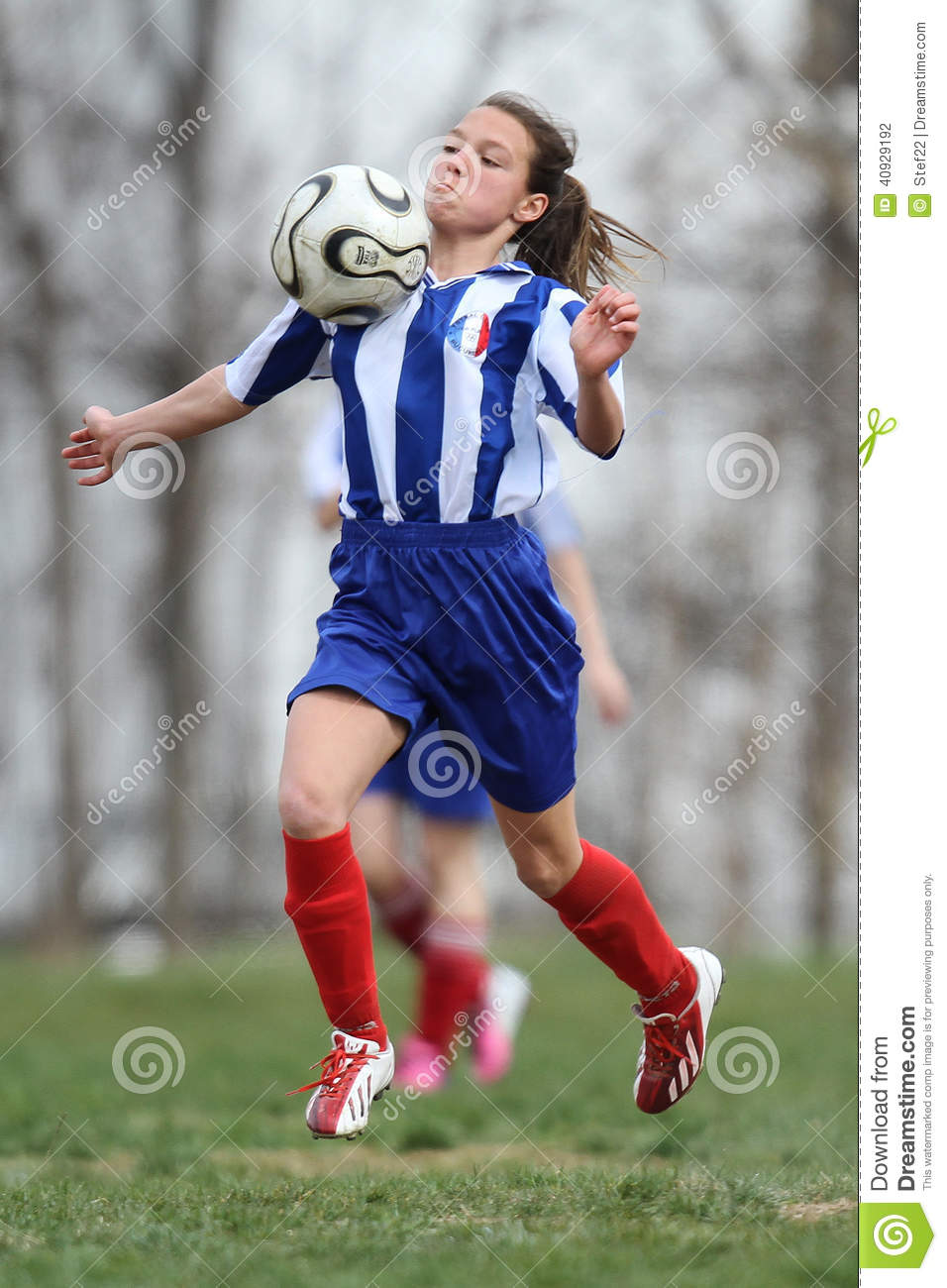 young female soccer player chest stop editorial book fair clipart book fair clipart free