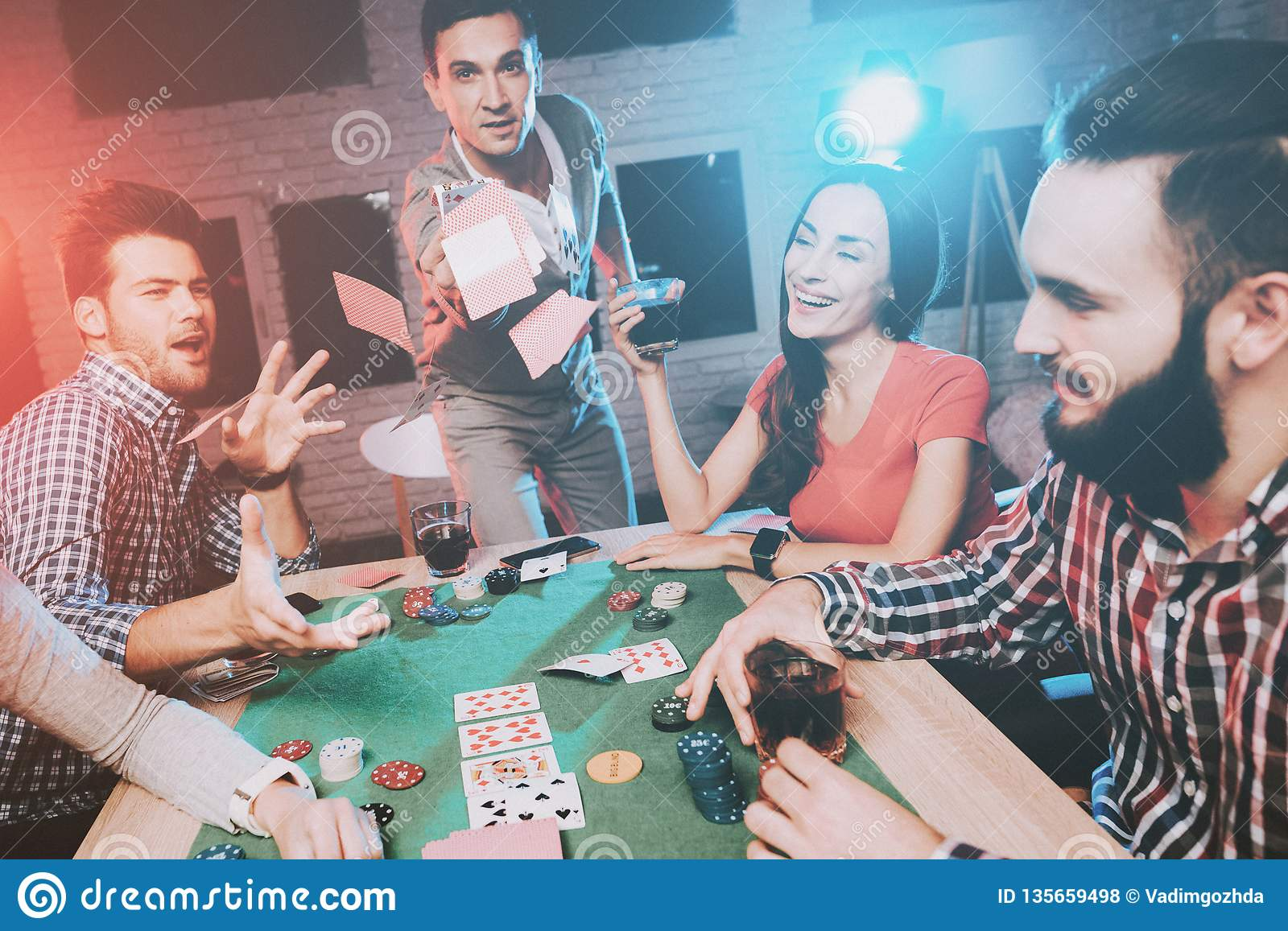 Party Poker Stock