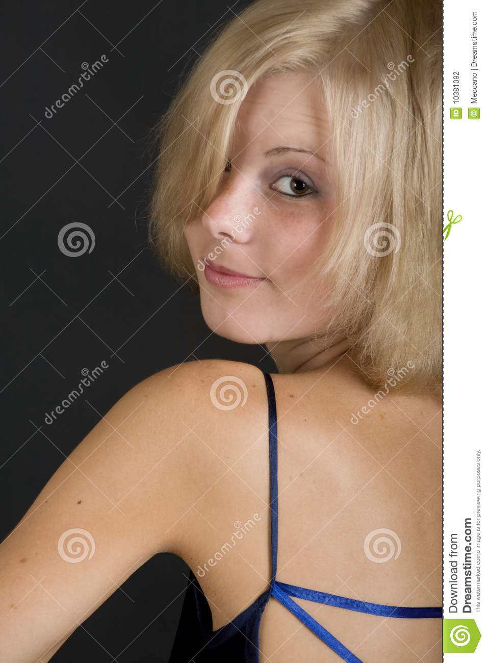 Young Girl Stock Photo. Image Of Female, Background, Human