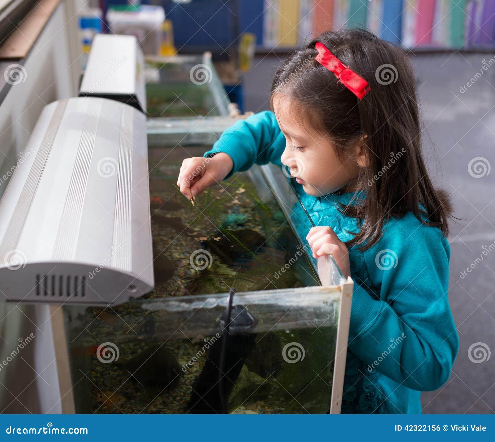 Girls fishnet asian