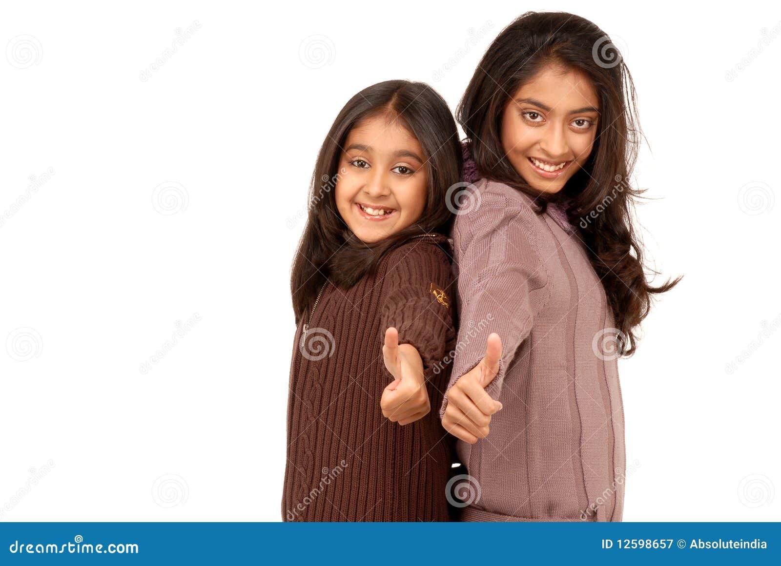 t girls thumbs