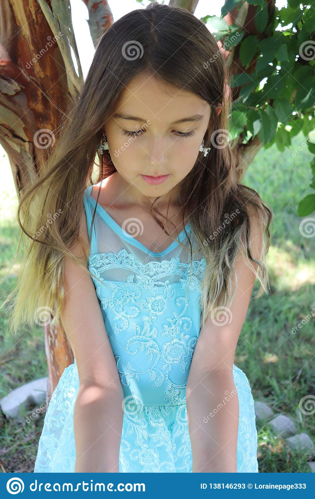 Young Girl Manifests a Magical Life