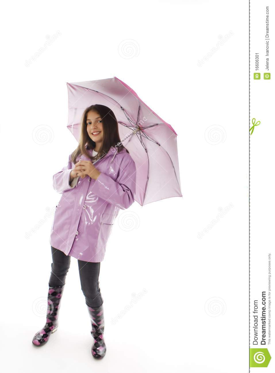 Teen Raincoat