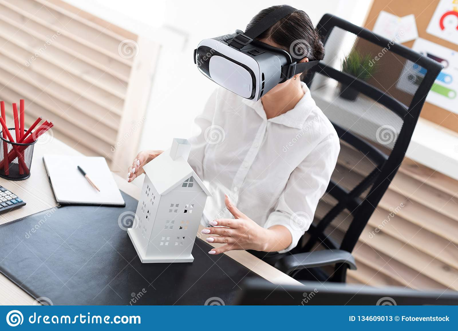 110 3d Young Teen Virtual Reality Glasses Vr Photos - Free