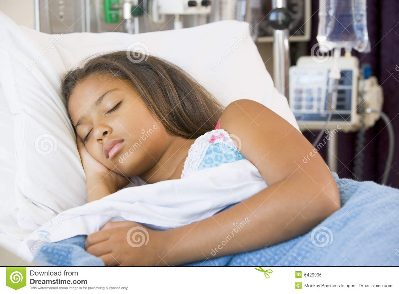 young girl nude in hospital