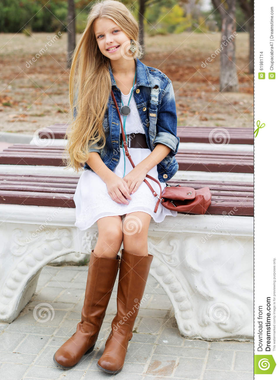 Girls Boots Dress