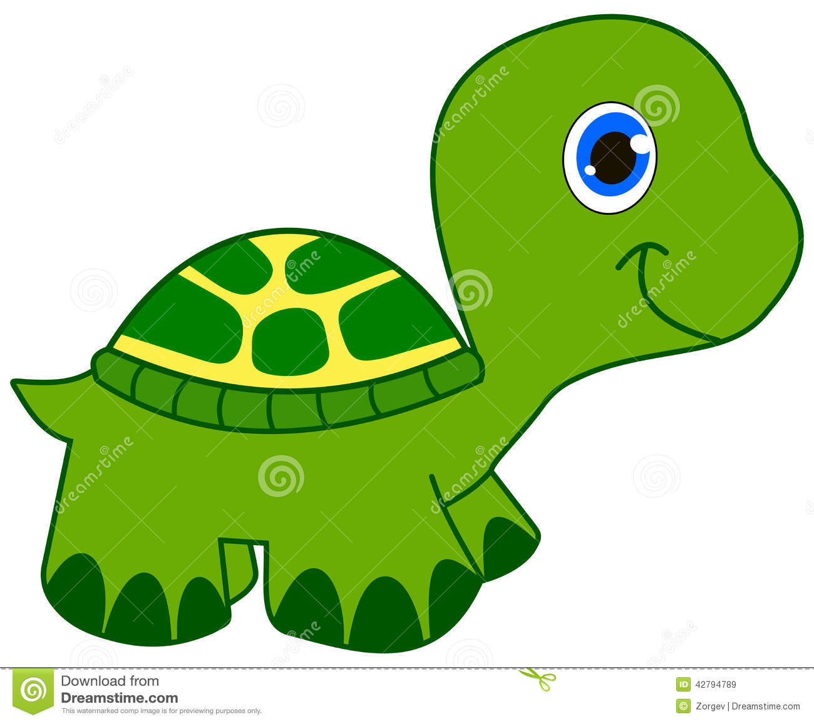 green turtle clip art - photo #33
