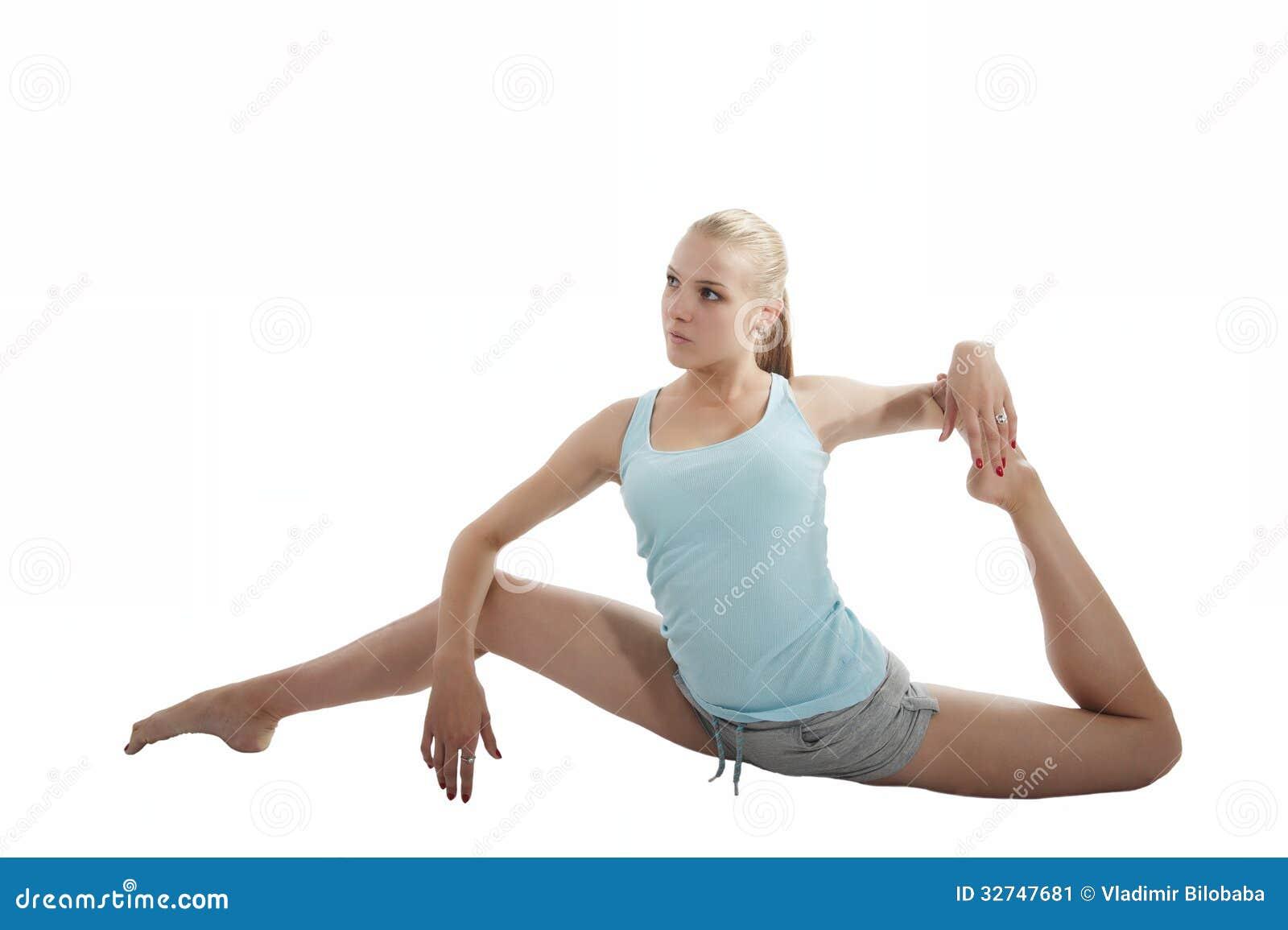 Young gymnast porn cul