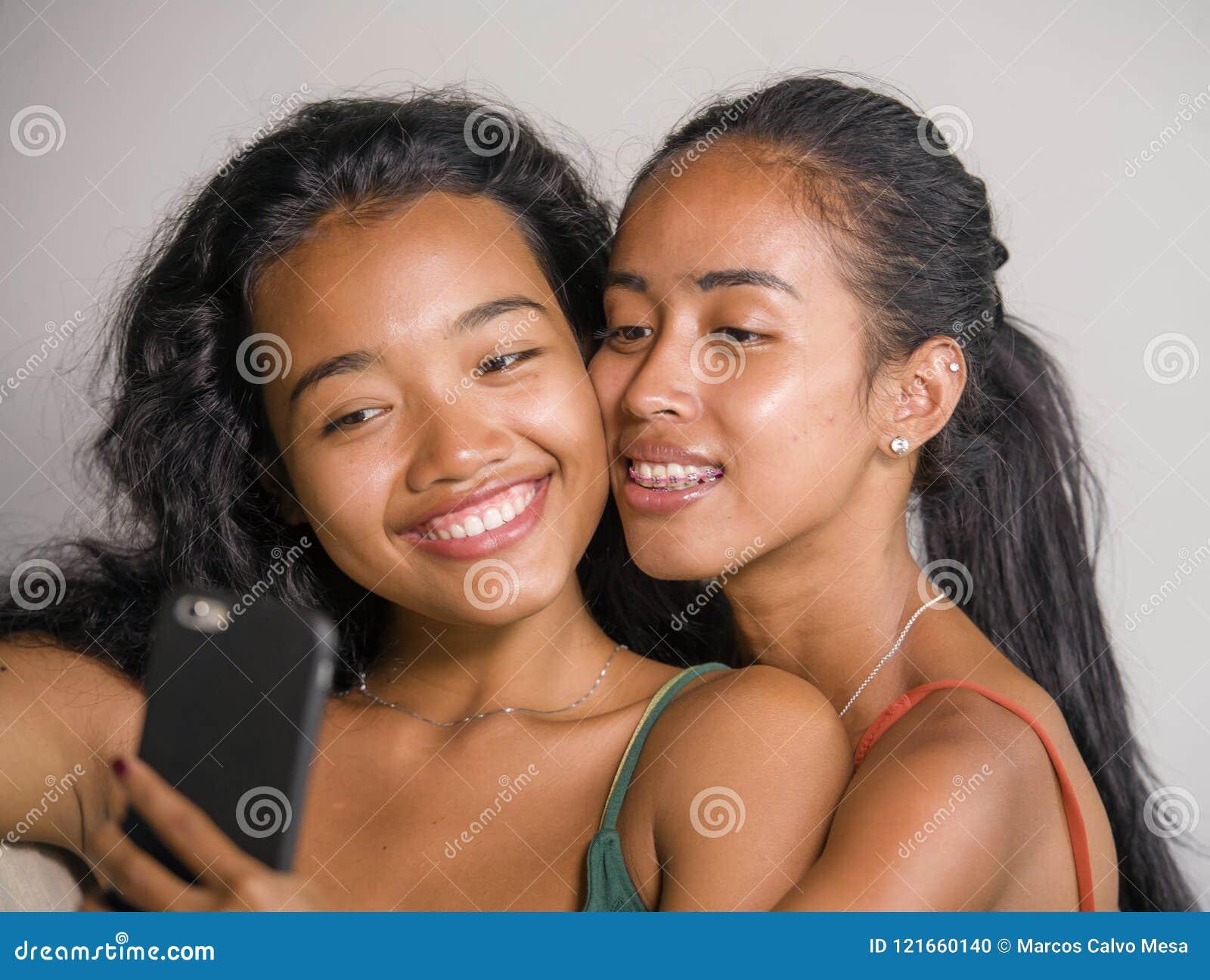 Lesbian Sisters Foot Worship