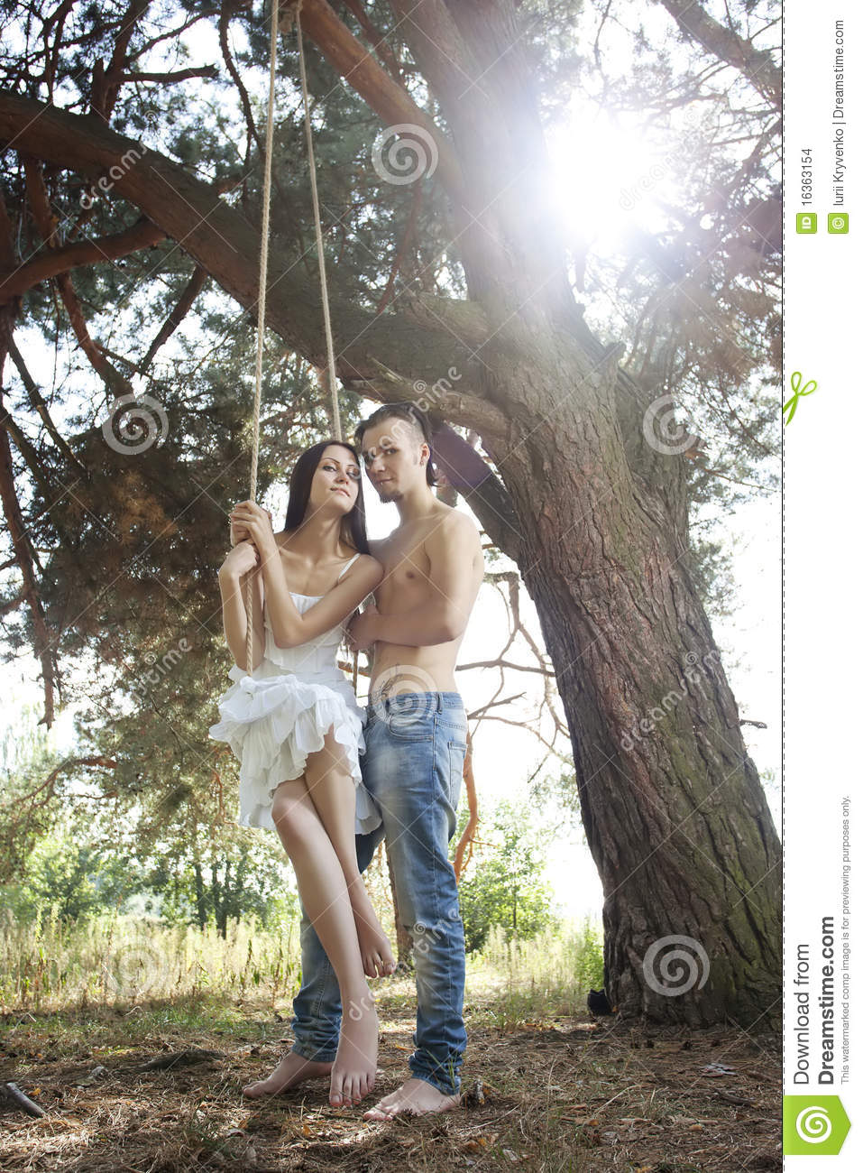 Young swinging couples photos
