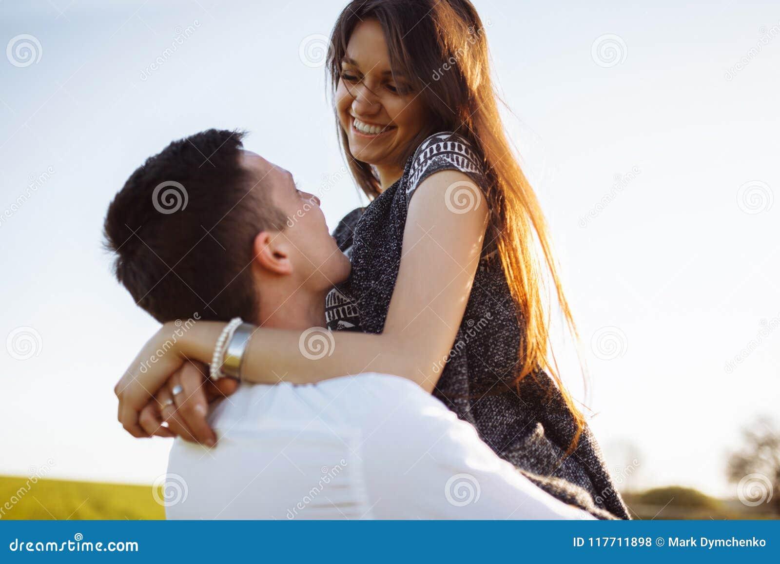 Girls Enjoying Each Other