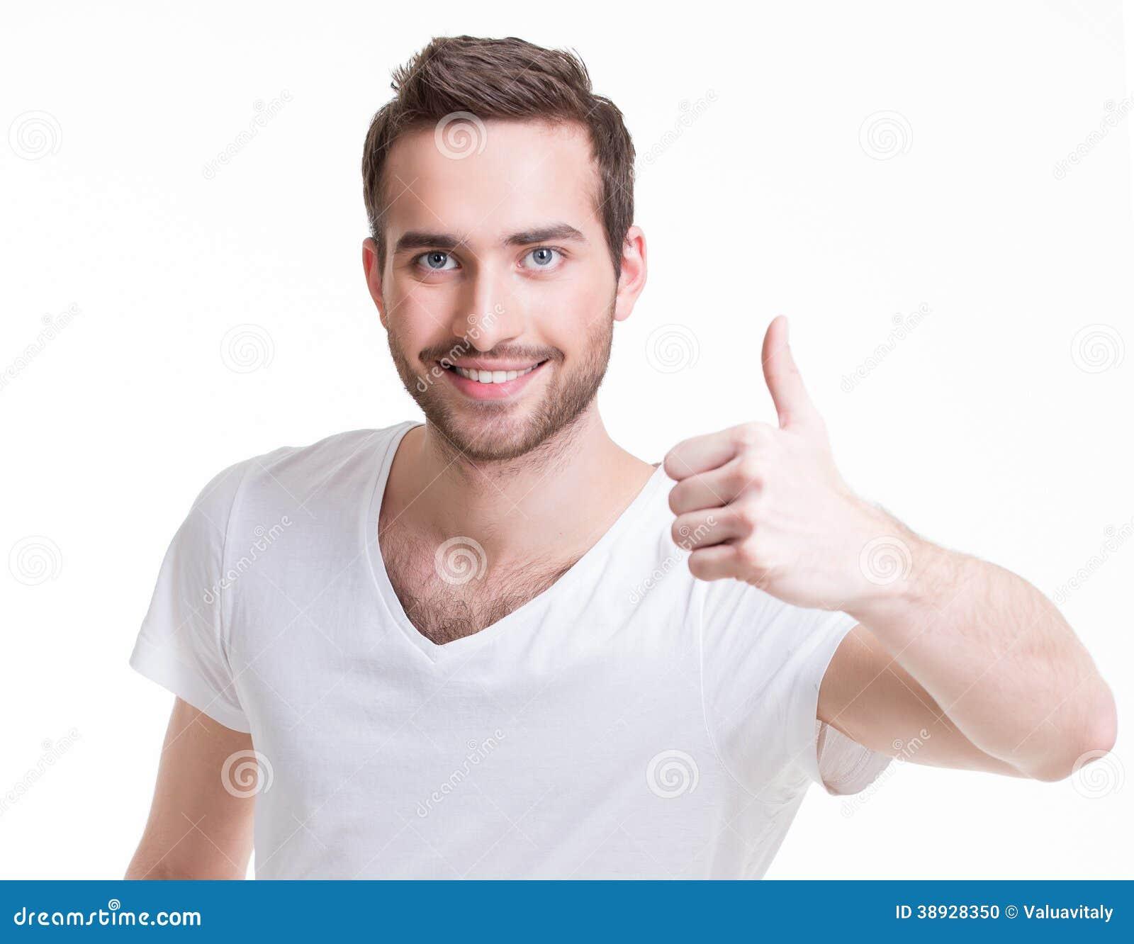 gay man thumb
