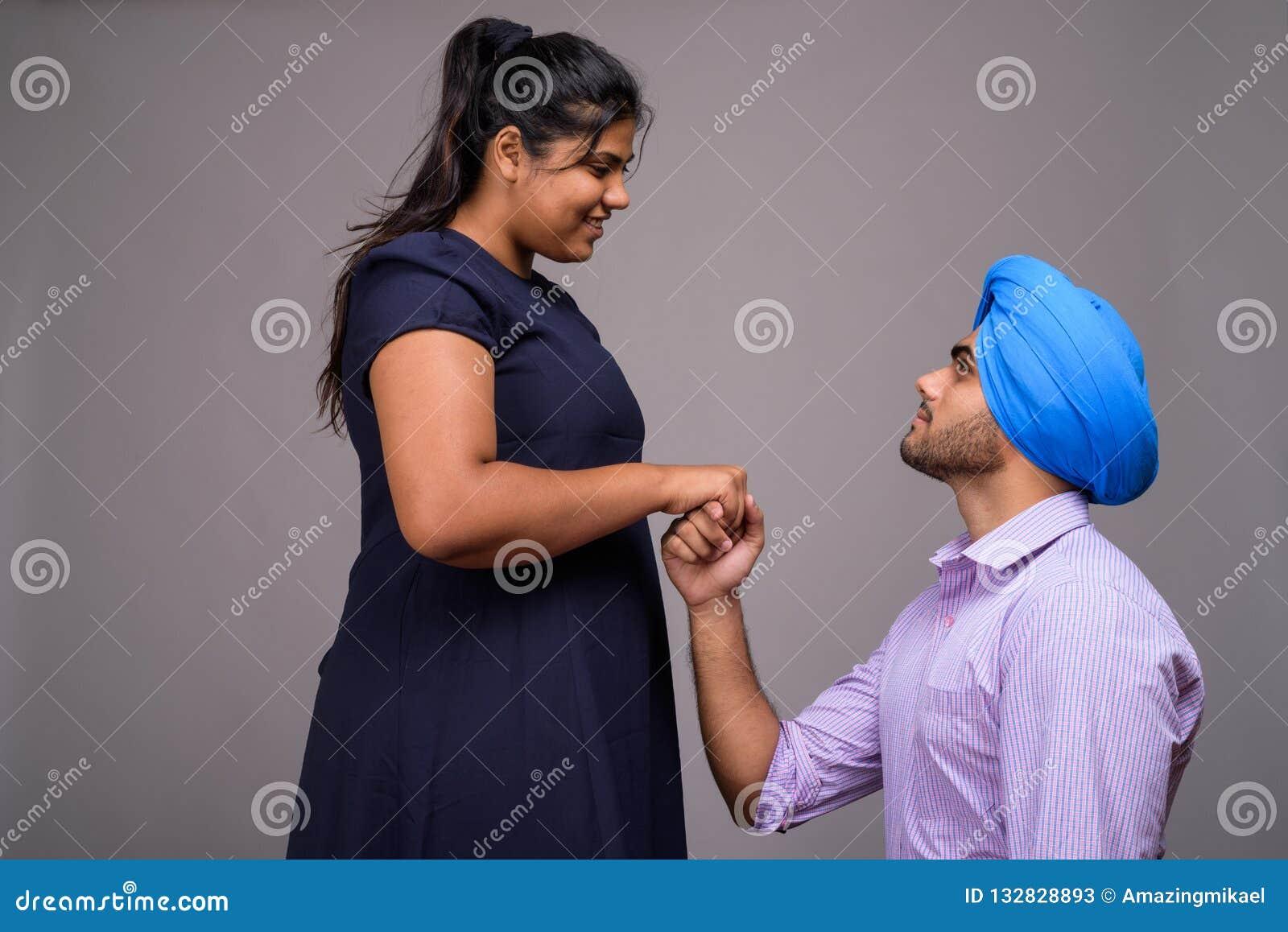 indian man dating