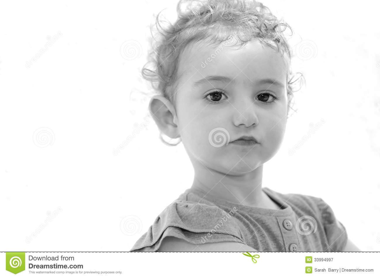 681391dbb Young Kid With Great Expression Stock Image - Image of face ...