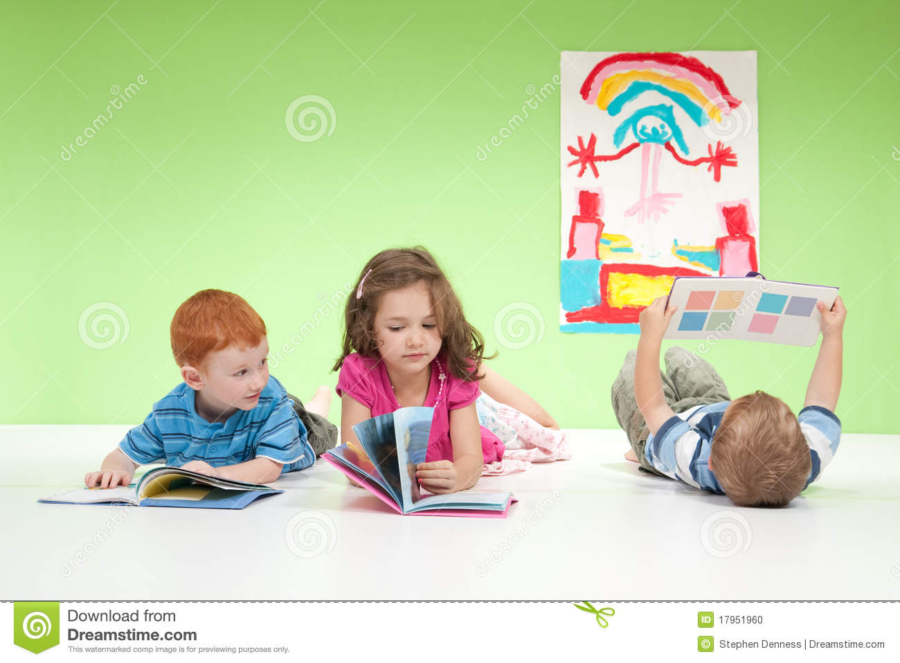 Why read to babies and young children?