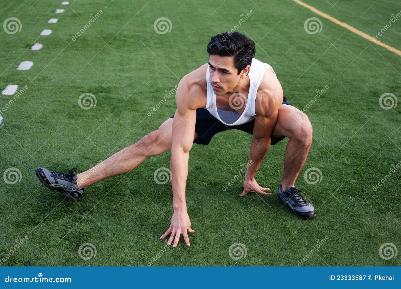 stretching latino