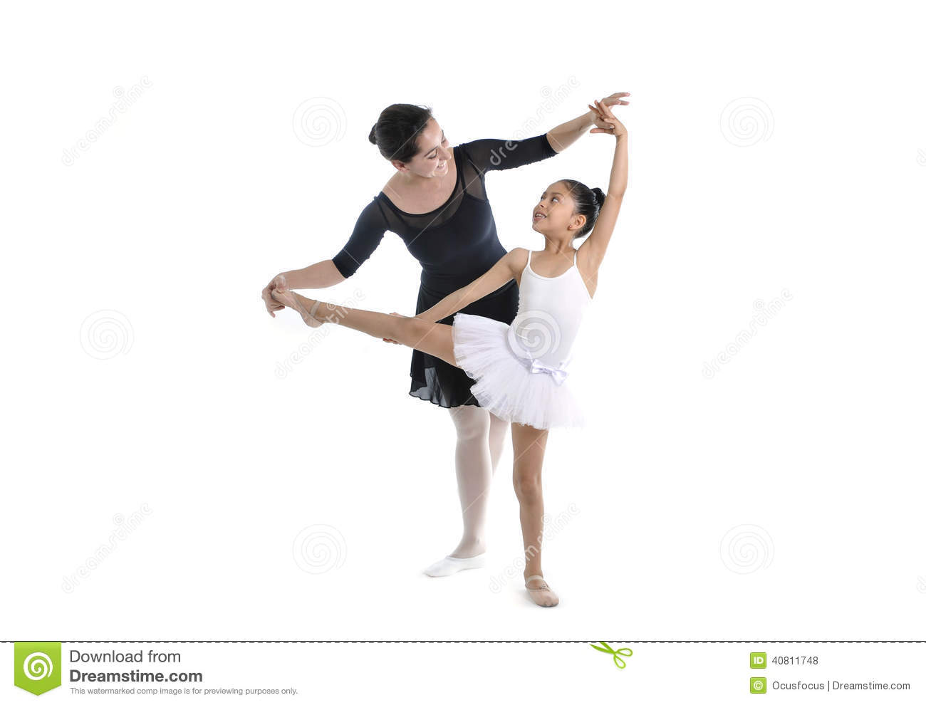 learn how to dance ballet