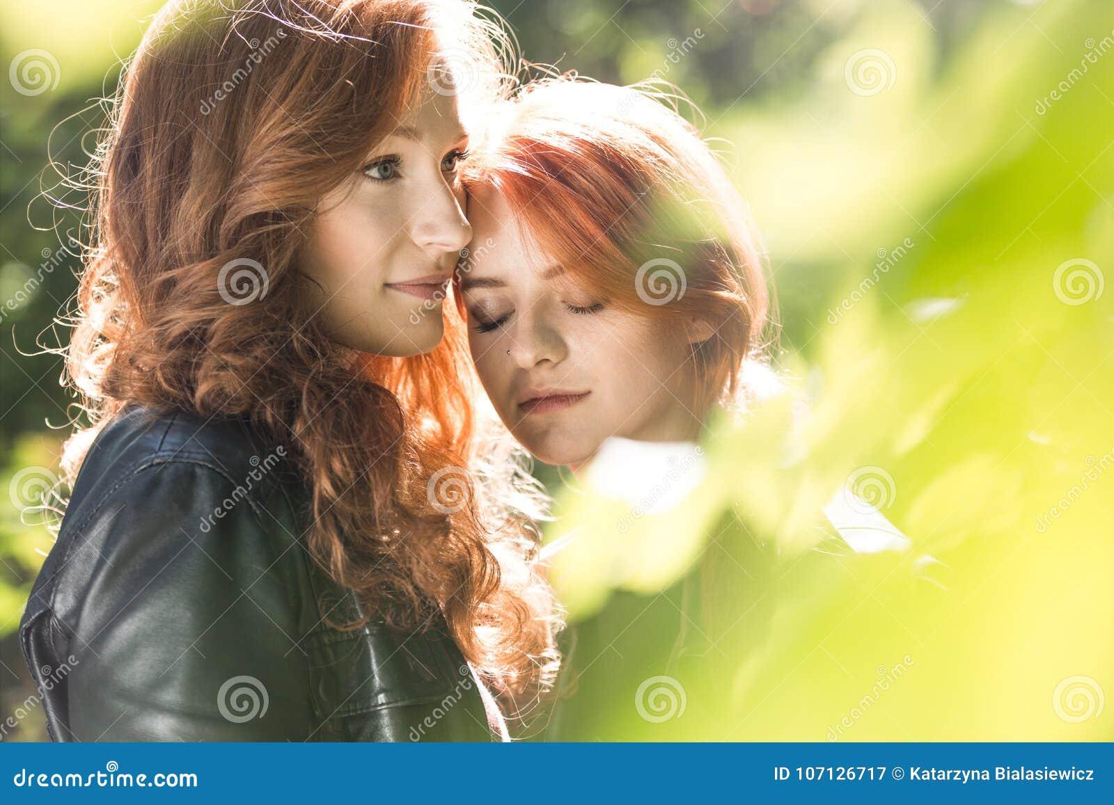 Lesbian ginger