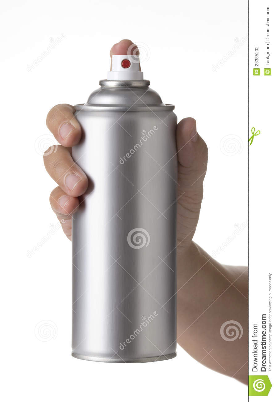 images of young male hand are spraying an aerosol spray paint can. Black Bedroom Furniture Sets. Home Design Ideas