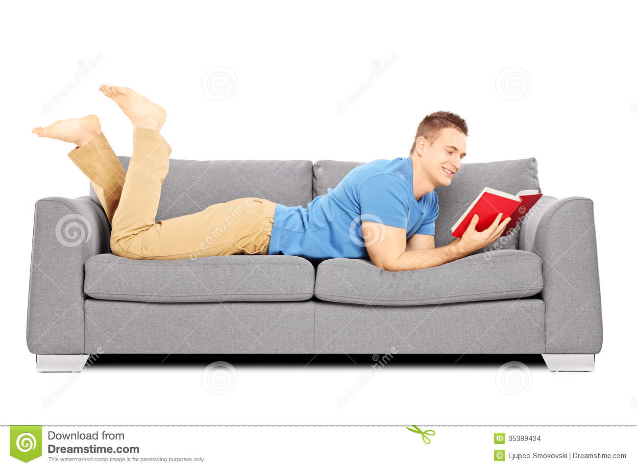 Reading Sofas : Reading Sofas : Handsome Muscular Young Man Isolated On White ...