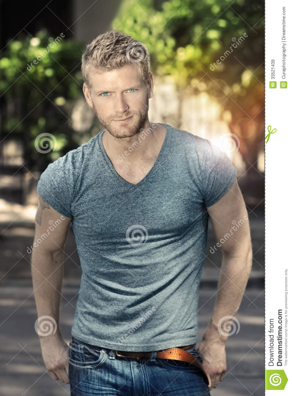 Young Man Royalty Free Stock Images - Image: 33521439  Good Looking Young Man