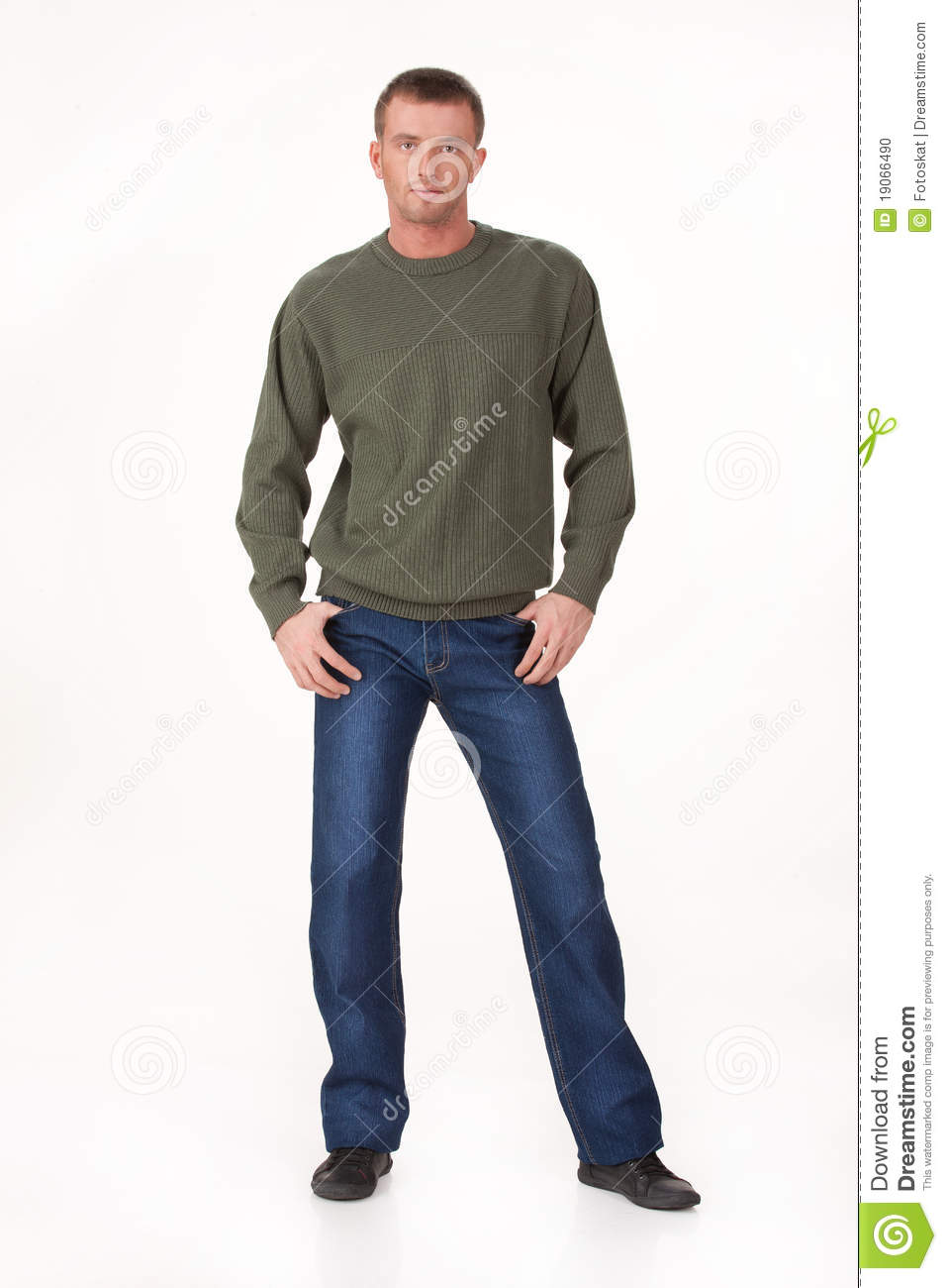 Young Men Jeans