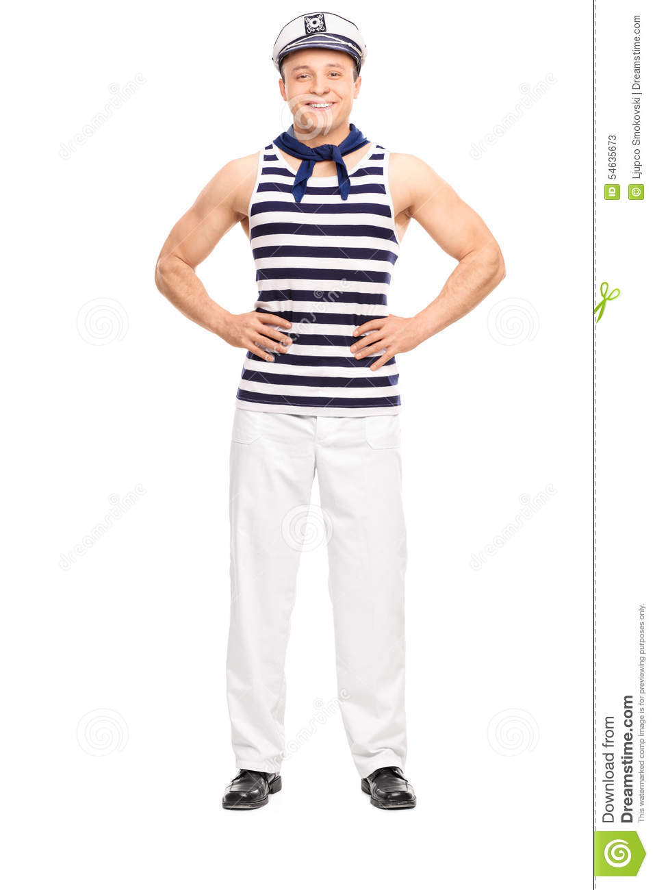 how to make a sailor outfit