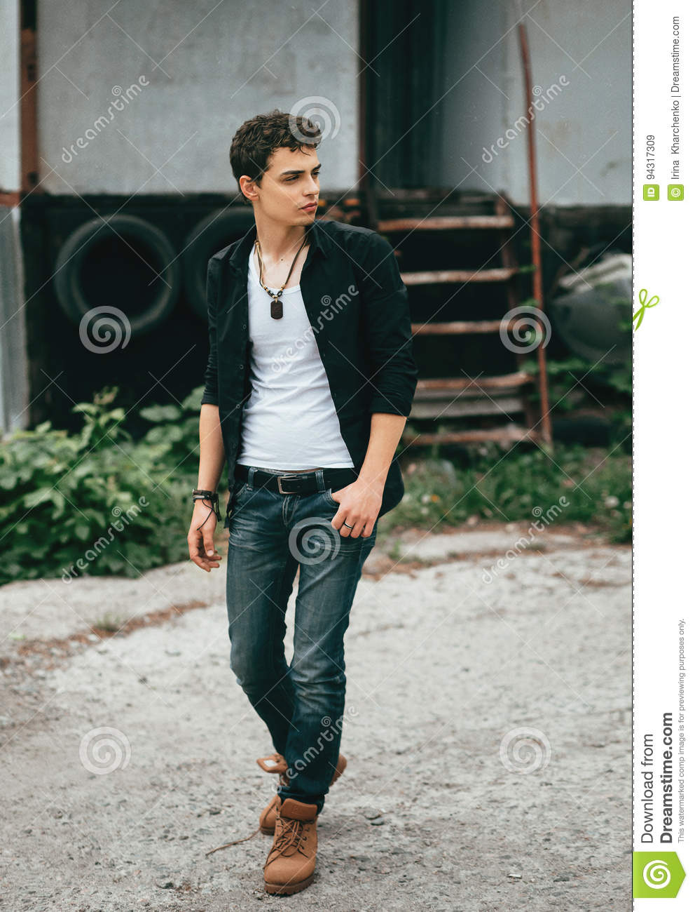 To acquire Style Rock clothing men picture trends
