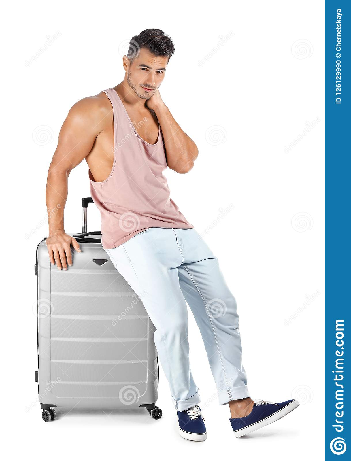 Shop away suitcases and luggage