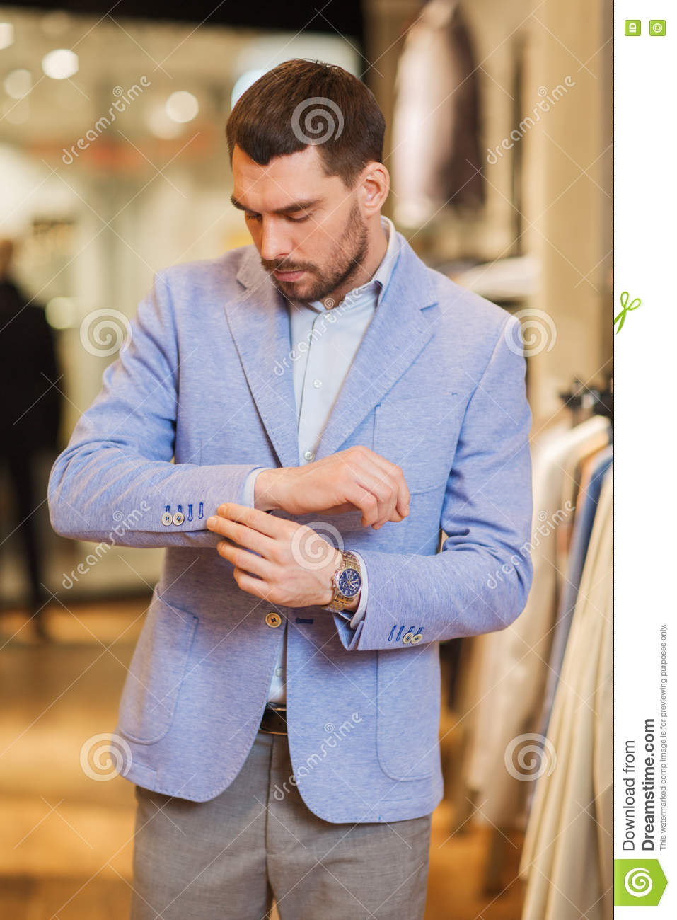 Young men clothing stores