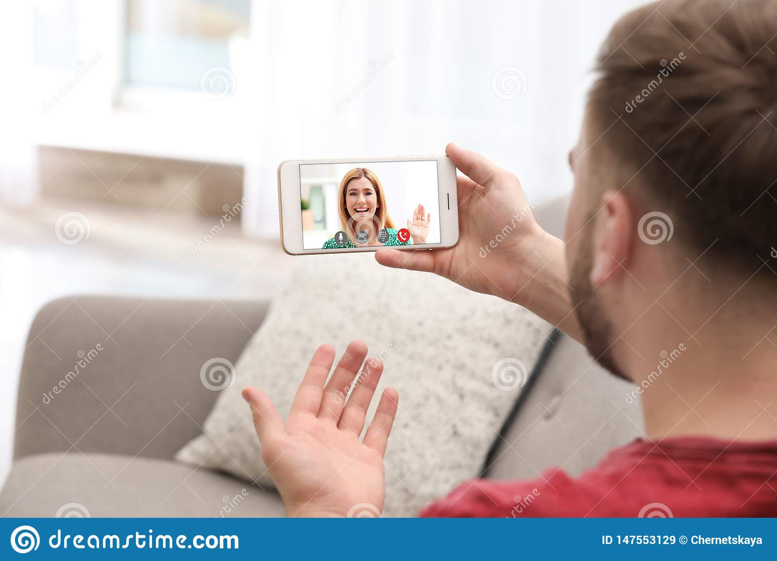 Video chat with men