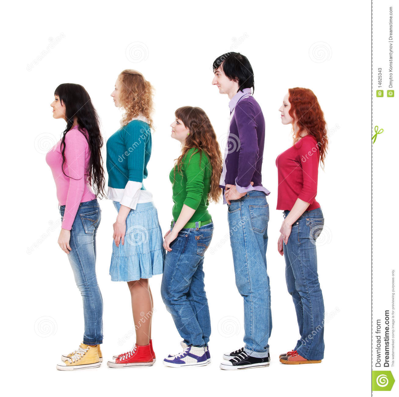 Jeans For Young Women