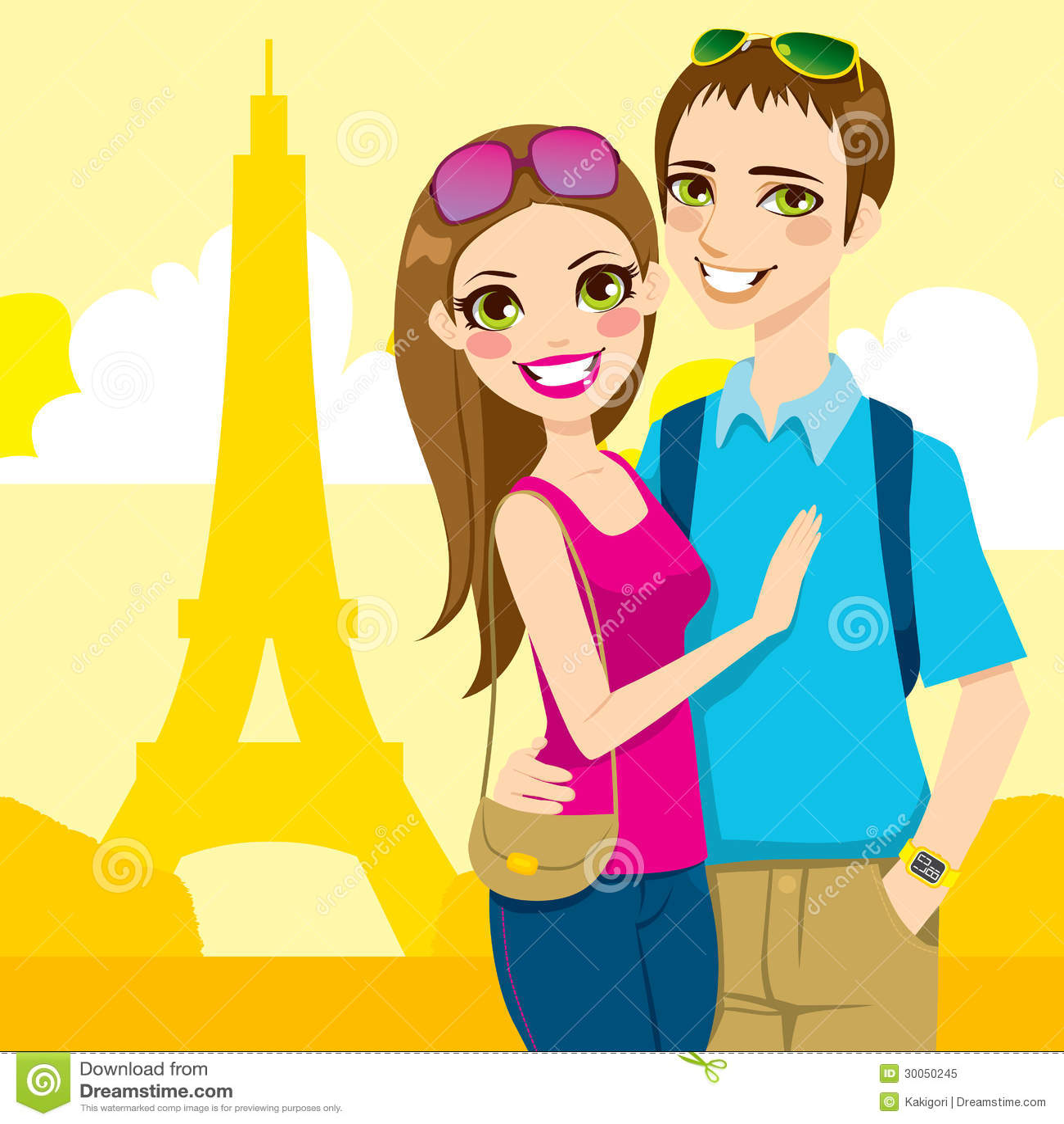 Paris Honeymoon Trip